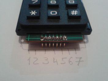 keypadPin7